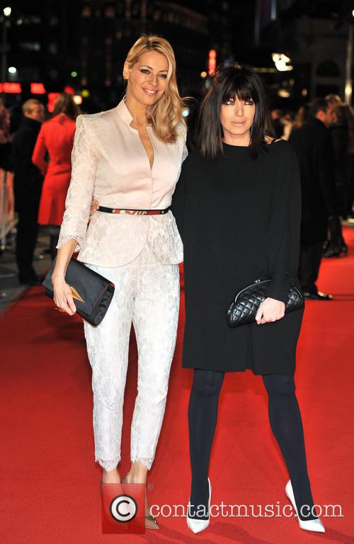 Tess Daly and Claudia Winkleman 2