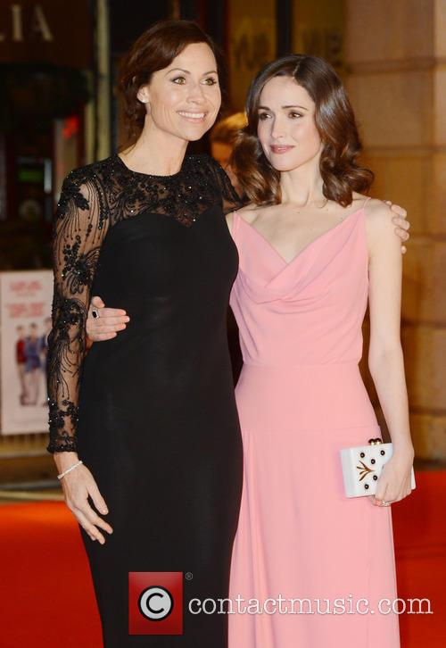 Minnie Driver and Rose Byrne 5