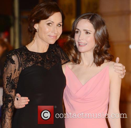 Minnie Driver and Rose Byrne 8