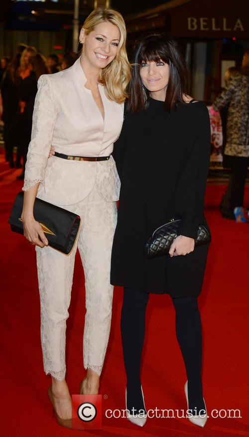 Tess Daly and Claudia Winkleman 3