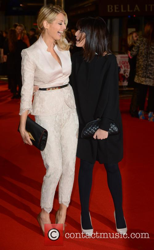 Tess Daly and Claudia Winkleman 5