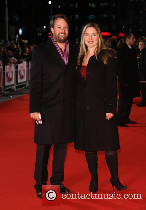 David Mitchell and Victoria Coren 2
