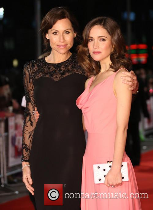 Minnie Driver and Rose Byrne