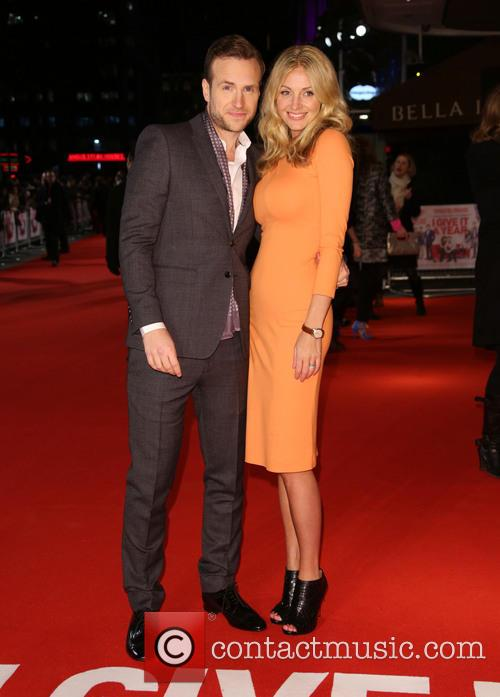 Rafe Spall and Elize Du Toit 7