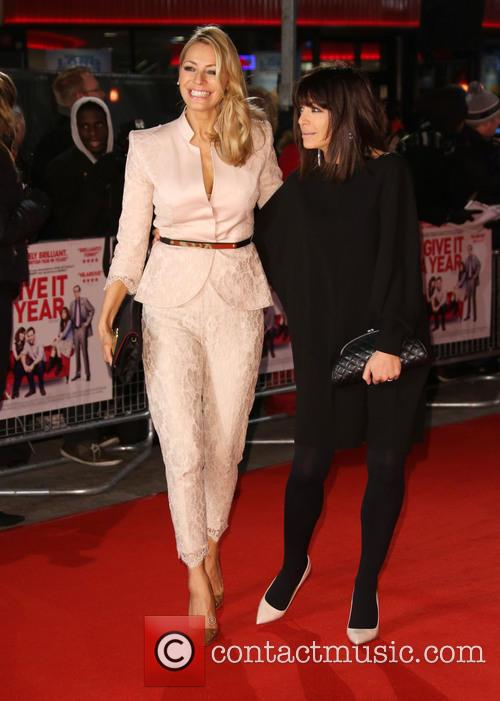 Tess Daly and Claudia Winkleman 8