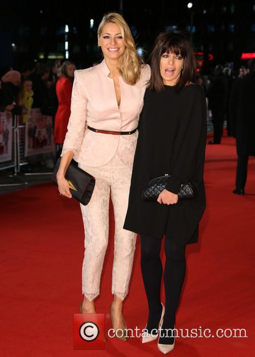 Tess Daly and Claudia Winkleman 9