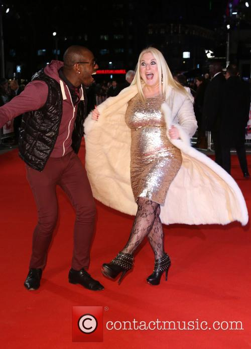 vanessa feltz ben ofoedu the european premiere of i 3467223