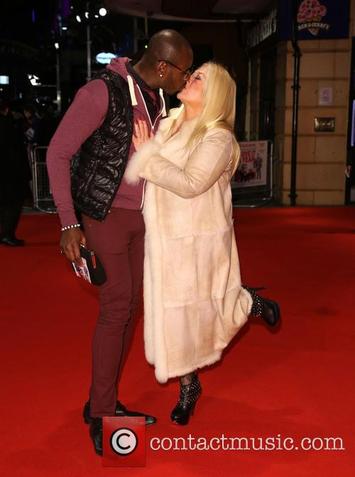 Vanessa Feltz and Ben Ofoedu 8