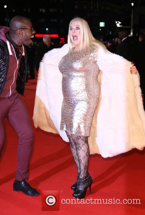 Vanessa Feltz and Ben Ofoedu 9