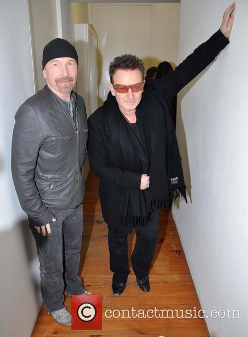 Bono and The Edge 6