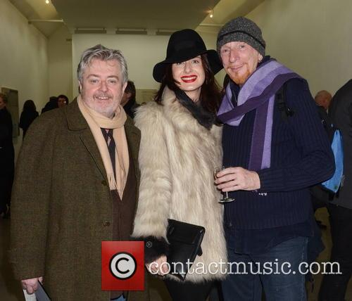 Bill Whelan, Roxanne Parker and Jim Fitzpatrick 8