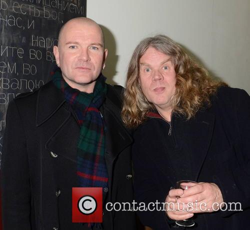 Gavin Friday and Davied Busarus 1
