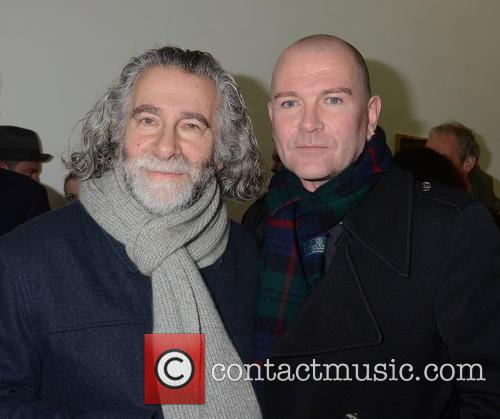 Kevin Godley and Gavin Friday