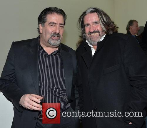 Robbie Fox and Johnny Ronan