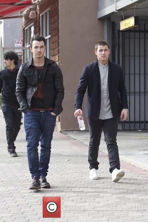 Nick Jonas, Kevin Jonas and Joe Jonas 17