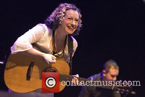 Kate Rusby playing a headline gig