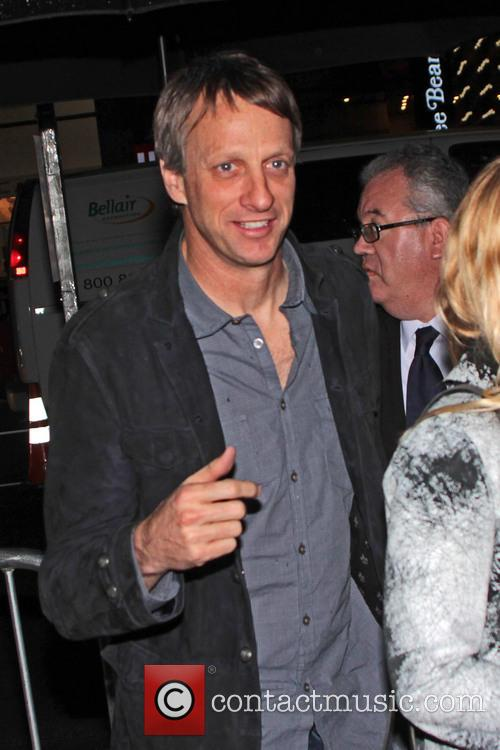 tony hawk 'movie 43' after party 3466516
