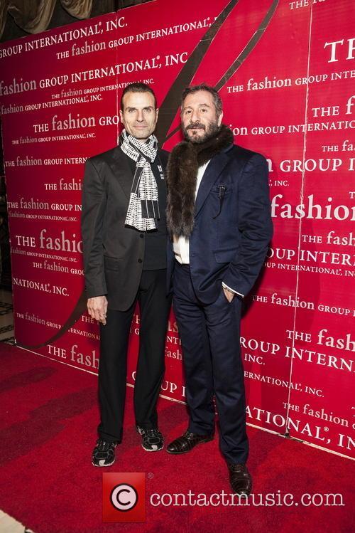 Robert Di Mauro and Ralph Rucci 2