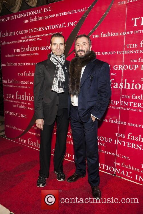 Robert Di Mauro and Ralph Rucci 1