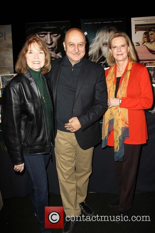 SAG Awards Producer Kathy Connell actor, Anupam Kher, President Actress JoBeth Williams