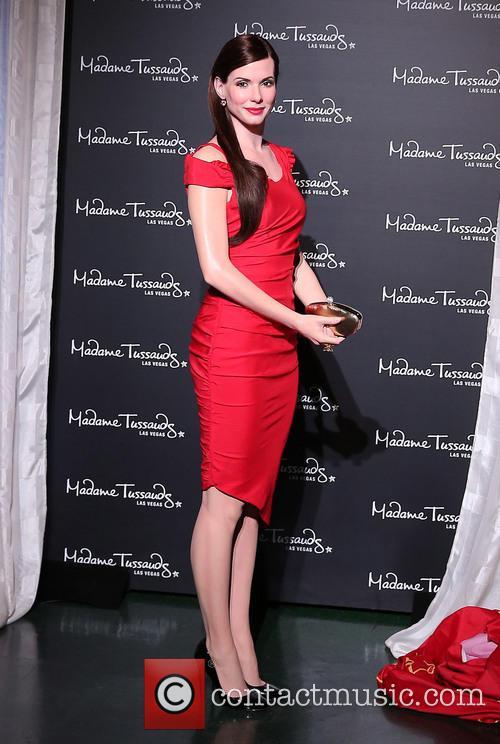 Sandra Bullock Wax Figure 6
