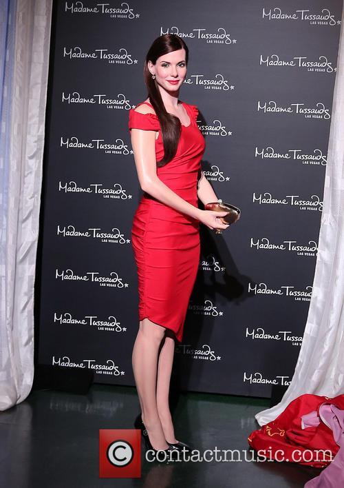 Sandra Bullock Wax Figure 7