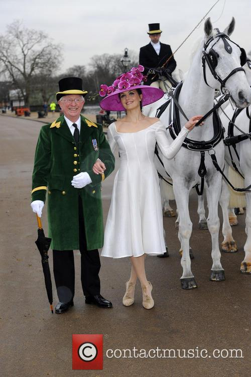 victoria pendleton 'the colour and the glory' launch 3465757
