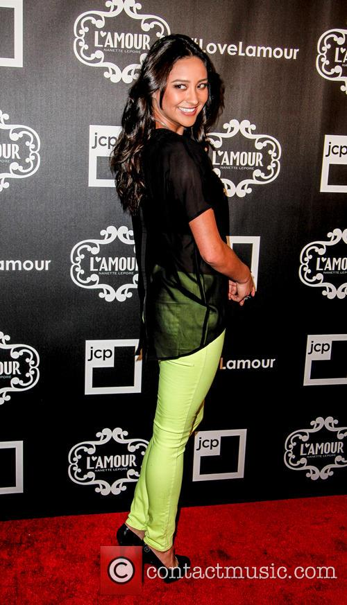 shay mitchell l'amour launch party 3466978