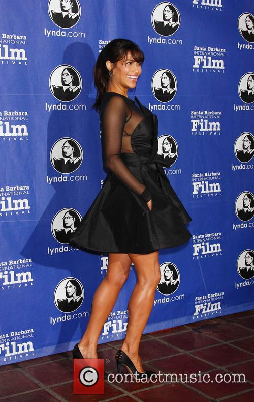 Paula Patton, Arlington Theater, Santa Barbara International Film Festival