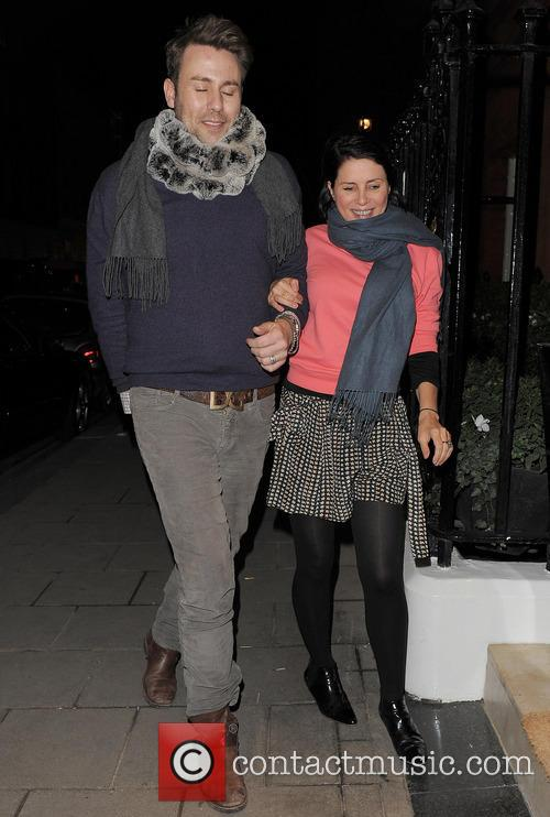 Sadie Frost At Claridge's Hotel