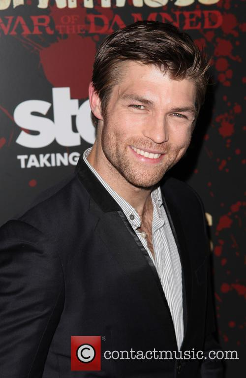 liam mcintyre spartacus war of the damned premiere 3466637