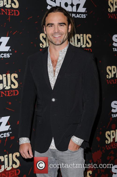 dustin clare spartacus war of the damned 3467733