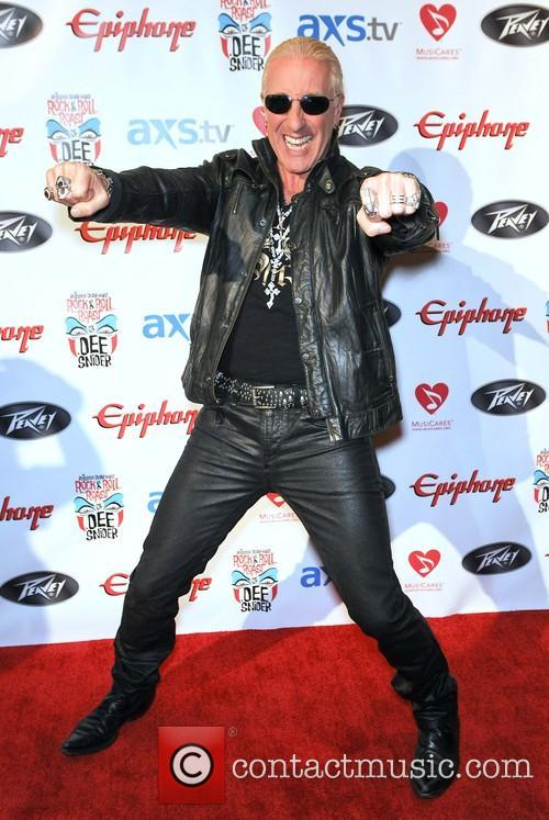 Rock Legend Dee Snider honored in Anaheim, CA