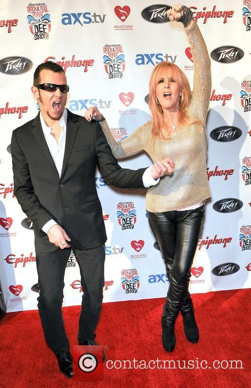 Gary Hoey and Lita Ford 4