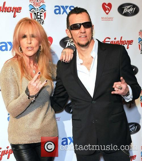 Lita Ford and Gary Hoey 2