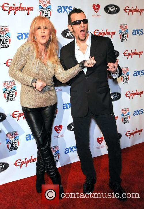 Lita Ford and Gary Hoey 5