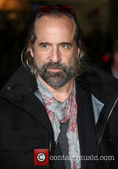 Peter Stormare, Grauman's Chinese Theatre