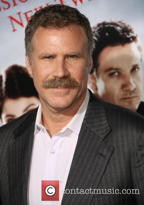 Will Ferrell, Grauman's Chinese Theatre