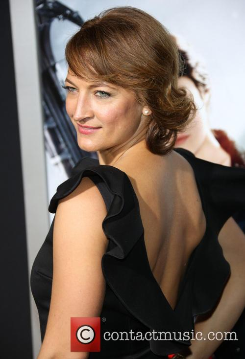 Zoe Bell, Grauman's Chinese Theatre
