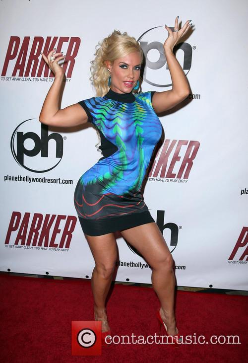 Coco Austin, Parker Premiere, Las Vegas