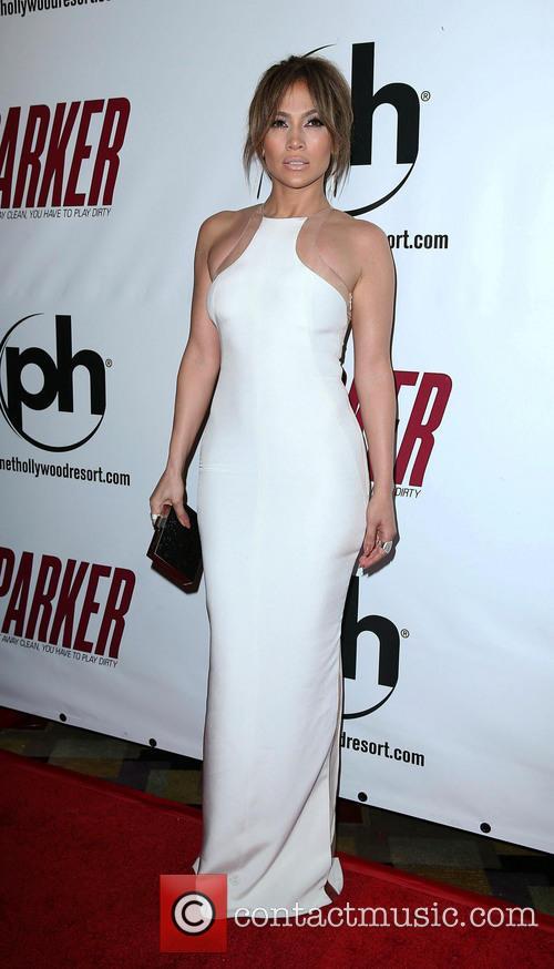 Jennifer Lopez, Parker Premiere, Las Vegas