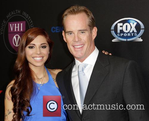 Christina Perri and Joe Buck 3