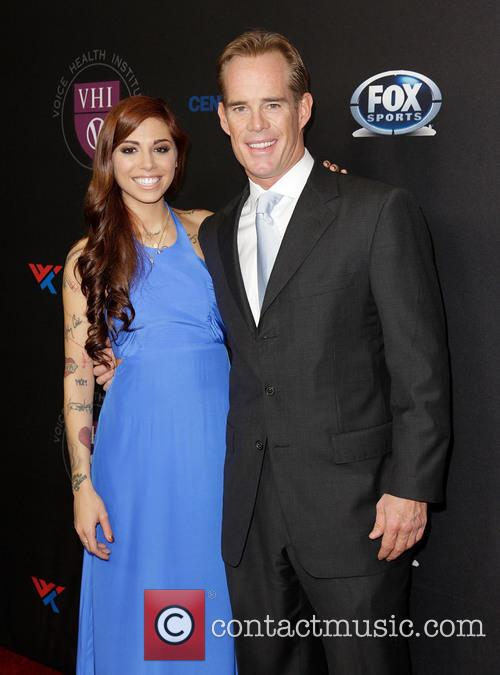 Christina Perri and Joe Buck 10