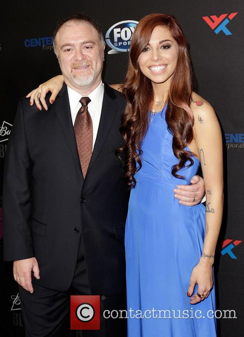 Dr. Steven Zeitel and Christina Perri 2