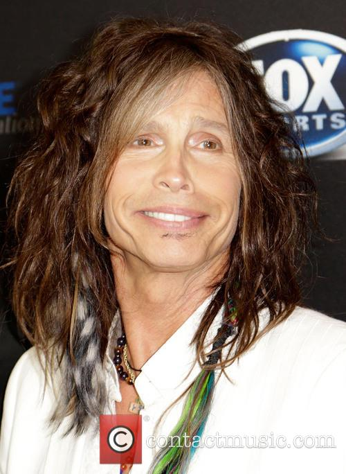 steven tyler 'raise your voice' benefit at beverly 3467490