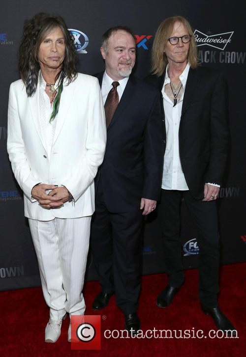 steven tyler steven zeitels tom hamilton raise your voice benefit 3467263