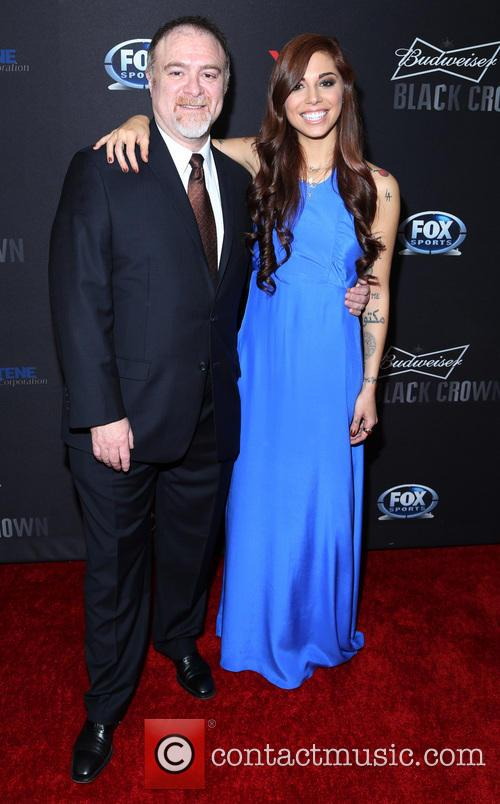 Steven Zeitels and Christina Perri 2