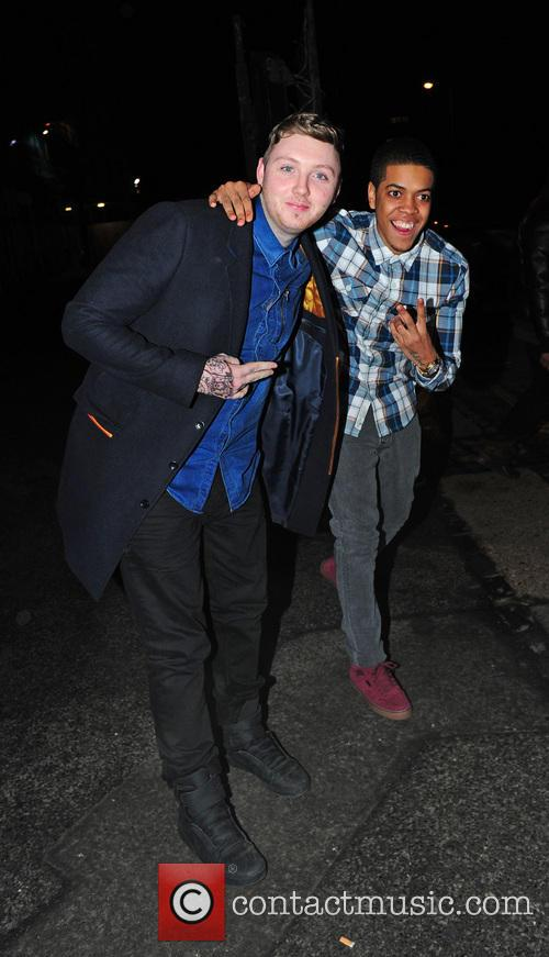 James Arthur and Chip Aka Chipmunk 3