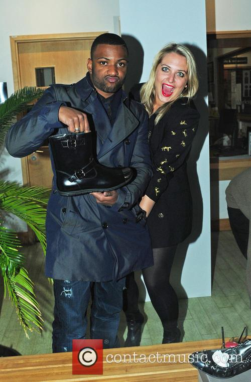 Jonathan 'jb' Gill and Chloe Tangney 2
