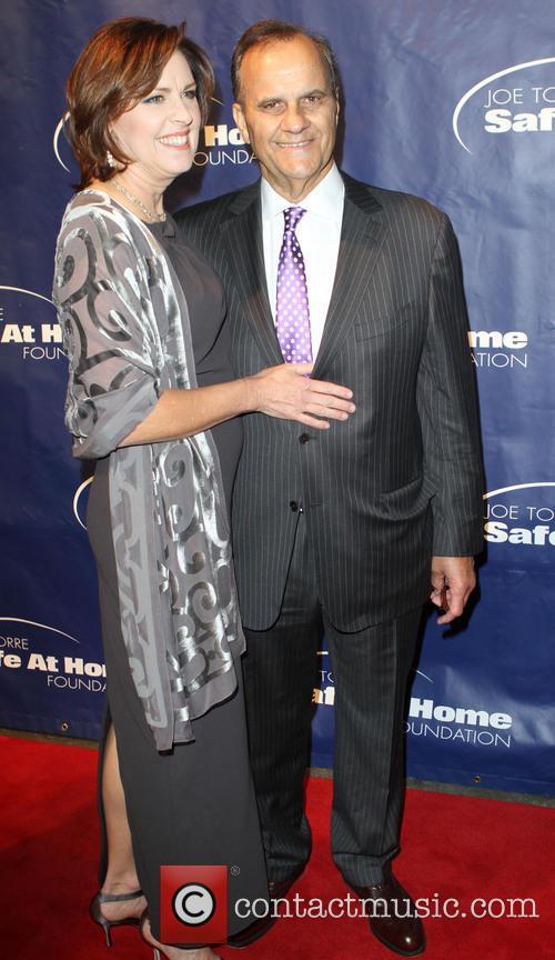 Ali and Joe Torre 5